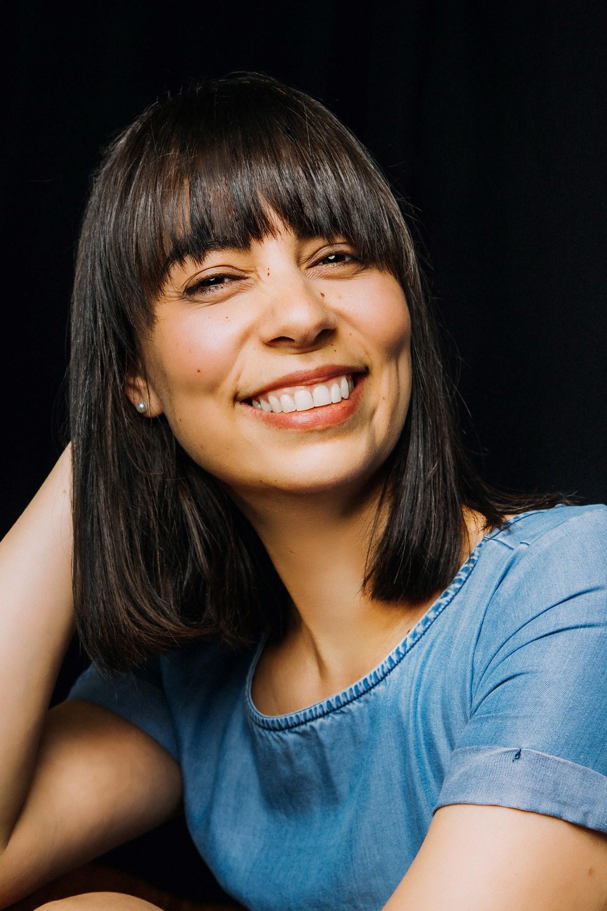 Marilyne Renaud Comédienne et directrice de production